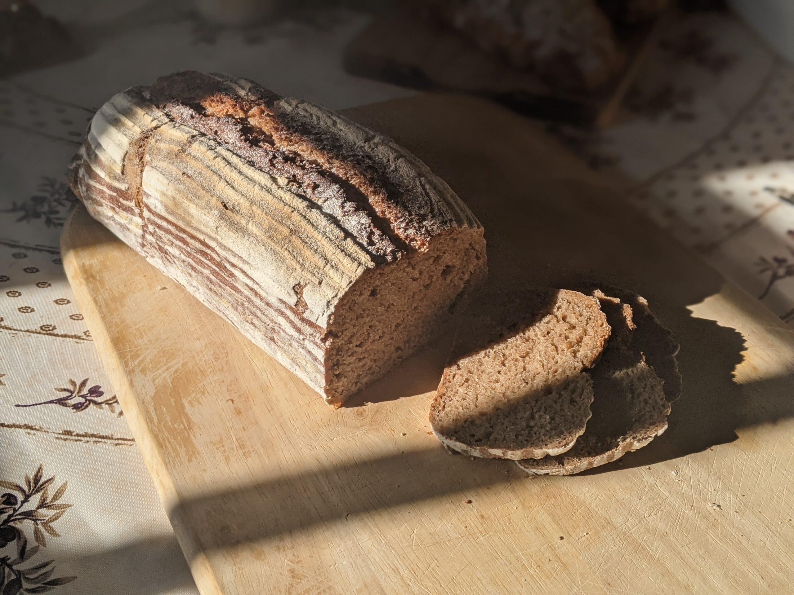 Wir backen Brot!